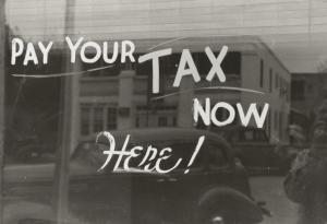 Tax returns London